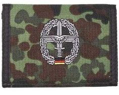 MFH Nylongeldbörse, flecktarn, Heeresflieger  #geldbeutel #geldbörse #flecktarn #nylongeldbörse #bundeswehr #heeresflieger #flieger / mehr Infos auf: www.Guntia-Militaria-Shop.de