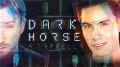 """""""Dark Horse"""" (Katy Perry) A Capella Cover by Peter Hollens and Sam Tsui"""