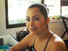 Que una mirada refleje el amor tan inmenso que siento por mi profesión. ¡I Love makeup!