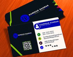 """Check out new work on my @Behance portfolio: """"Business Card to Print"""" http://be.net/gallery/49418619/Business-Card-to-Print"""