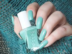 swatch essie beauty nap • Gel Couture Collection