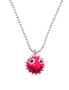Spikey Ball Necklace | Necklaces | Jewelry | Shop Justice