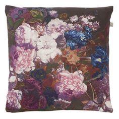 Dutch Décor Riseco Cushion Cover in Plum
