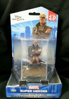 A Disney Infinity fan boy or girl or a Marvel Super Heroes fan would love this collector's New Limited Edition Infinity Disney Marvel Super Heroes Nick Fury, Display Case in Video Games & Consoles | eBay #disney #disneyinfinity #game #gaming #marvelsuperheroes #nickfury #displaycase #limitededition #collectible #boy #girl #birthdayidea #favoritesuperhero #favorite #itemnumber271763998537