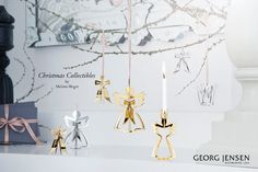 christmas decorations 2013 georg jensen