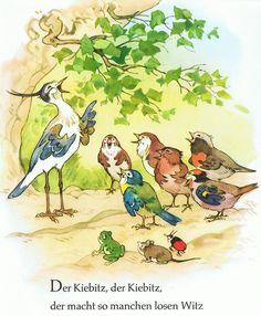 Die Vogelhochzeit; The Bird Wedding