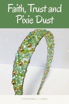 Tinkerbell tiara headband for costumes, park outfits and Disneybounds Disney Cruise Tips, Disney Resorts, Disney Theme, Disney Style, Diy Costumes, Costume Ideas, Disney Facts, Disney World Tips And Tricks, Disneybound