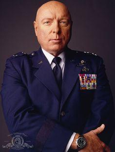 DON DAVIS - Major General George Hammond