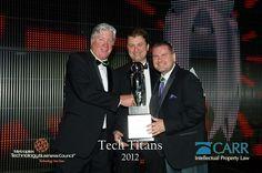 2012 TechTitans Emerging Co. CEO Steven W. White