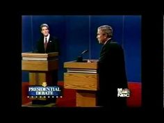 George Bush Speaks BEFORE and AFTER he got Lyme disease - YouTube