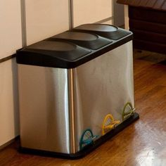 Recycle Bins For Home Enchanting Target The Smart Bin Wasterecycling Bin  $9999  L O V E Design Decoration