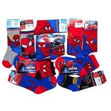 Meias bebê 3 pares/lote meias Cartoon crianças Spiderman meninos e meninas 4 - 10 anos crianças meias, I008(China (Mainland))