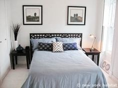 Huge Bed Furnished Apartment And New York Apartments On Pinterest