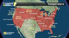 Weather patterns for the past year have been driven by a remarkably strong El Nino event, but a change is on the way for the summer of 2016. As El Nino dissipates and La Nina conditions take its place, we will be in a period of transition in global weather patterns over the next few months. Here's what these changes will mean for Summer 2016 across the United States.