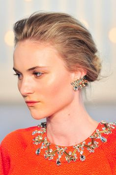 Jenny Packham Fall 2014 Ready-to-Wear Collection