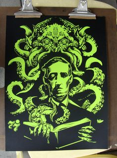 Cthulhu and Lovecraft