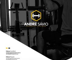 André Sávio | Personal Trainer on Behance