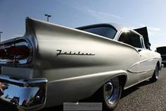 1958 Ford Fairlane   Forged Photography