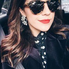 Marilia Wachtler blogueira do #keepasecret arrasando com seu óculos by Óticas Wanny! ♥ #linda #mari #wachtler #oticaswanny #blogger #blog #compreoseu #wanny #clientewanny