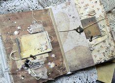 Handmade by Iya: альбом нежность..