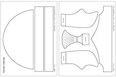 Print out, color, and assemble our template into a wearable paper Roman Imperial helmet. Wear it for Christmas pageants, Easter plays, or whenever you need a quick Roman soldier costume.