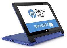 HP Stream X360 11.6-inch Premium Built Touch-Screen Convertible Laptop Intel N2840 up to 2.58GHz 2GB DDR3L 32GB eMMC HDD, with 1 year office 365 and $25 Windows Store credit  HP Stream X360 11.6-inch Premium Built Touch-Screen Convertible Laptop Intel N2840 up to 2.58GHz 2GB DDR3L 32GB eMMC HDD, with 1 year office 365 and $25 Windows Store credit  Highlight      11.6-inch HD touchscreen    Intel Celeron N2840    2GB memory/32GB eMMC    No Optical Drive    Includes Office 365 Personal..