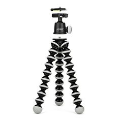 JOBY GorillaPod SLR Zoom Flexible Tripod with Ballhead Bundle for DSLR and Mirrorless Cameras Up To >>> Check this awesome product by going to the link at the image. Best Travel Accessories, Camera Accessories, Camera Tripod, Slr Camera, Nikon Dx, Camera Deals, Zoom Lens, Best Camera, Kugel