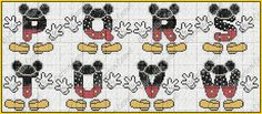 Mickey alpha 3 of 4