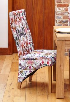 baumhaus full back upholstered dining chair modena fabric pack of two a set of two chic upholstered contemporary dining chairs in modena fabric with a