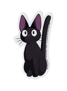 Kiki's Delivery Service Jiji Sticker | Hot Topic