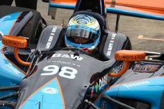 """Intervista a Filippi: """"L'IndyCar nel mio futuro"""""""