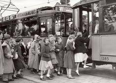 De schoolreis 1958