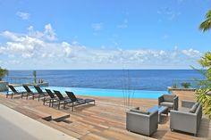 Villa Roxanne St Barts - 6 bedroom luxury villa in Gustavia