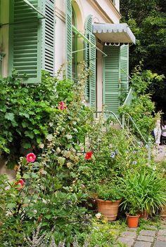 Musée de la Vie Romantique by Bee.girl, via Flickr