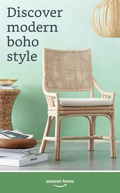 Discover modern boho styles for your home.
