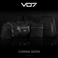 Sacs et Bagages VO7 - disponibles prochainement.
