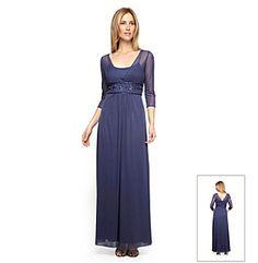 alex evening dresses for mother of the bride | ... dresses mother of the bride alex evenings full length empire waist