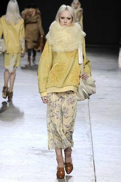 **Mongolian Sheepskin Scarf by Unique