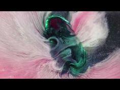 Pills Dissolve in macro - YouTube