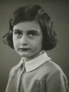 Anne Frank, 5 jaar oud - Mei 1935