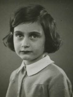 Anne Frank, 5 years old - May 1935.