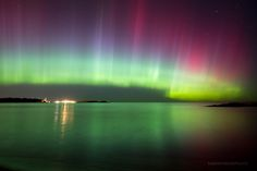 """Inside Secrets for Viewing the Northern Lights in Michigan (Michigan.org) (""""The aurora borealis is a breathtaking sight that many consider themselves lucky to catch. Today, Marquette-based visual artist Shawn Malone shares her secrets for viewing the Northern Lights in Michigan."""")"""