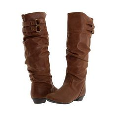 boot obsessed! love the buckles at the top!