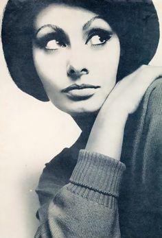 Photo by Richard Avedon, 1960's, Sophia Loren.Richard Avedon More Pins Like This At FOSTERGINGER @ Pinterest