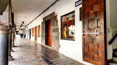 O primeiro hotel que eu fiquei aqui em Cusco a convite da Viajes Pacífico foi o Sonesta Posadas del Inca que fica num desses corredores tão comuns perto da Plaza de Armas da cidade. #viagemprimata #PrimataNoPeru #Cusco by viagemprimata