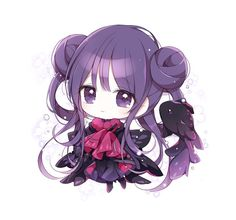 Kawaii Neko Girl, Chibi Girl, Kawaii Chibi, Chica Gato Neko Anime, Cute Anime Chibi, Cute Anime Pics, Anime Girls, Anime Art Girl, Cute Animal Drawings Kawaii