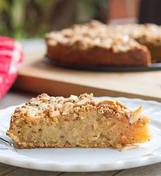 """11. deň výzvy """"Chudneme jedlom"""": Jablkový koláč bez múky, pečenia a cukru"""