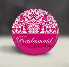 Bridesmaids Pocket Mirror - $3.50. http://www.bellechic.com/products/67f1820025/bridesmaids-pocket-mirror