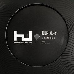 """Burial – Young Death / Nightmarket 12"""" Hyperdub – HDB100"""