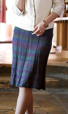 Yuyake Skirt